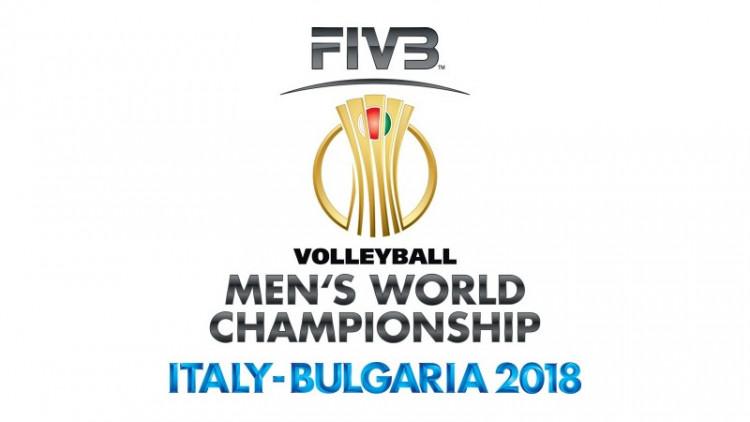 FIVB Volleyball Men's World Championship Italy-Bulgaria 2018