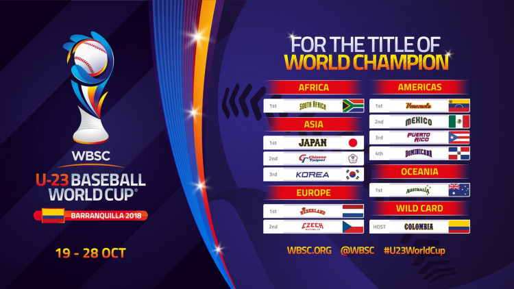 2018 U-23 Baseball World Cup
