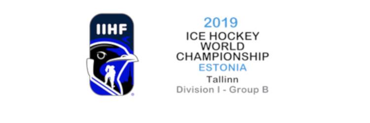 2019 IIHF World Championship Division I B