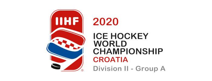 2020 IIHF World Championship Division II A