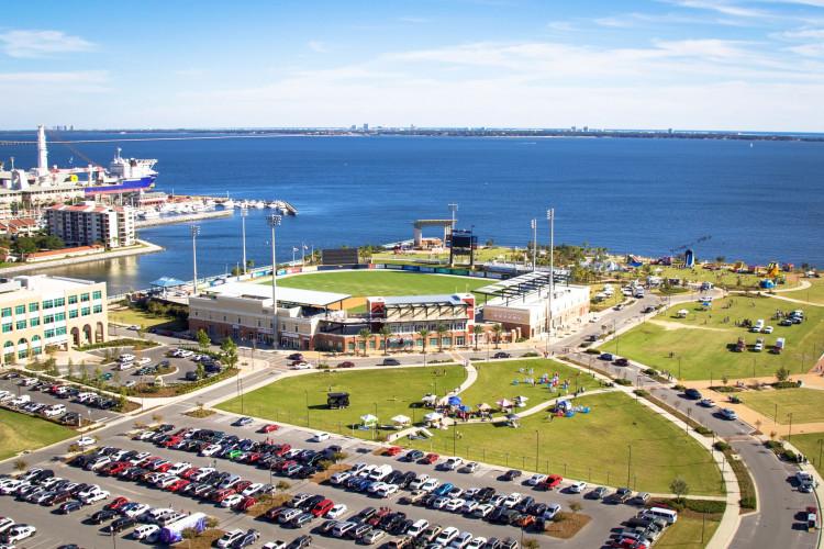 Admiral Jack Fetterman Field at Vince J. Whibbs Sr. Community Maritime Park