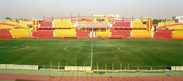 Al Merreikh Stadium
