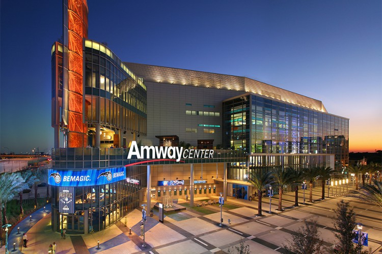 Orlando Magic: Présentation Amway-center-illus