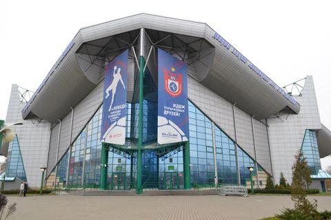 Anatoly Meshkov Palace of Sports, Victoria