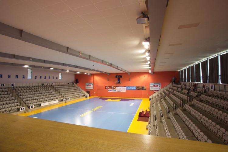 Arena Sparta - Podvinný Mlýn