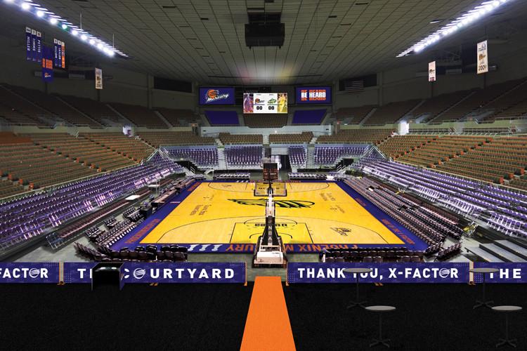 Arizona Veterans Memorial Coliseum