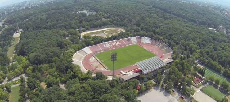 Balgarska Armiya Stadion