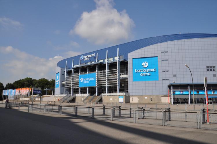 Barclaycard Arena, Hambourg