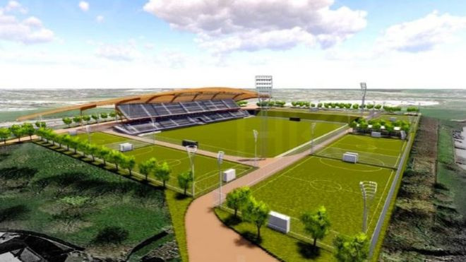 Barnsley Women's FC Stadium