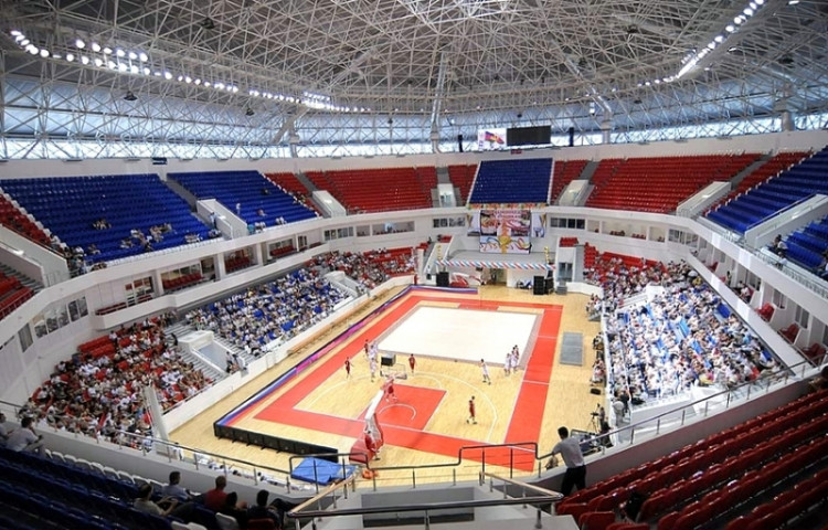 Basket-Hall Arena Krasnodar