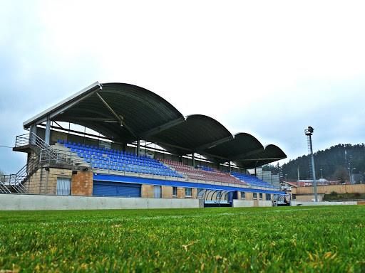 Campo de Fútbol Municipal Nuevo Urritxe