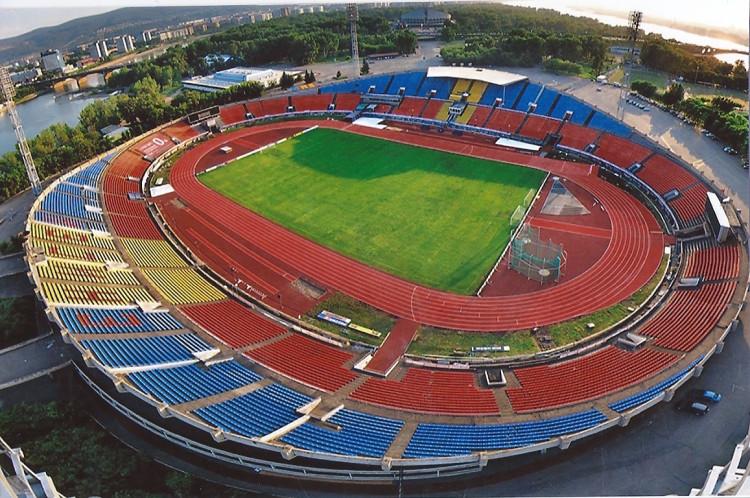 Central Stadium - Krasnoyarsk