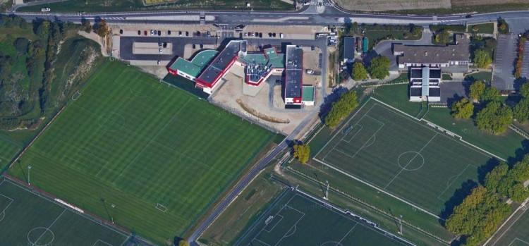 Centre de vie Raymond Kopa du Stade de Reims