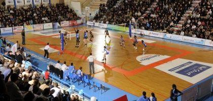 Centre Omnisports - Salle Jean Fourré