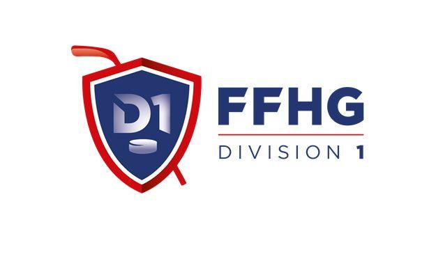 Championnat de France de hockey sur glace - Division 1