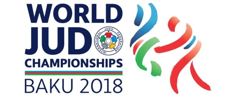 Championnat du monde de judo 2018