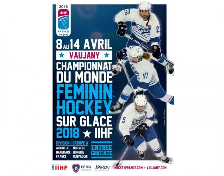 Championnat du monde féminin hockey sur glace 2018 Division 1 A