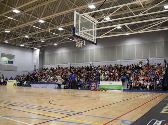 Cheshire Oaks Arena