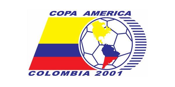 CONMEBOL Copa América Colombia 2001