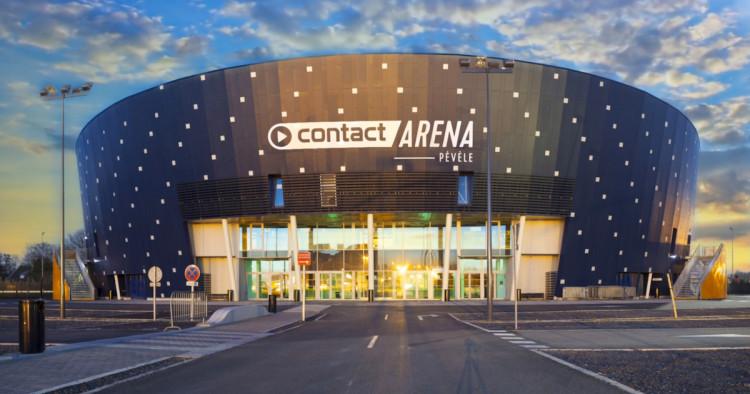 Contact Pévèle Arena