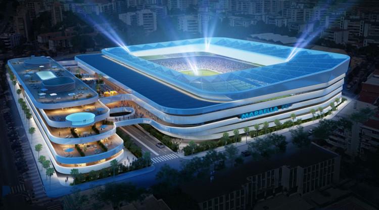 Costa del Sol's stadium