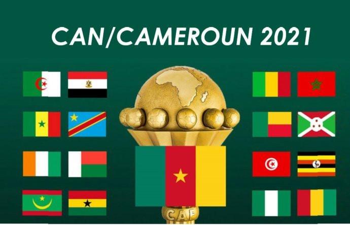 Coupe d'Afrique des Nations Total Cameroun 2021