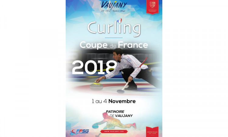 Coupe de France de Curling 2018