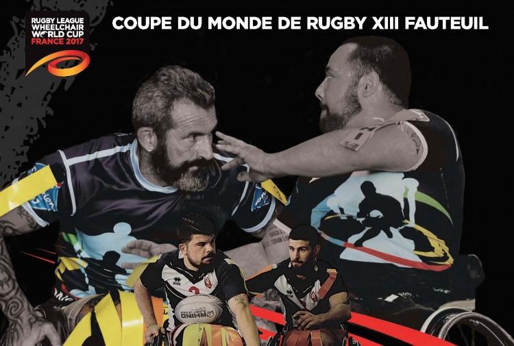 Coupe du Monde XIII Fauteuil 2017