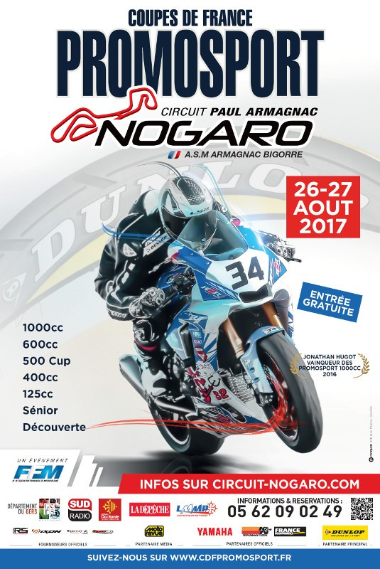 Coupes de France Promosport 2017