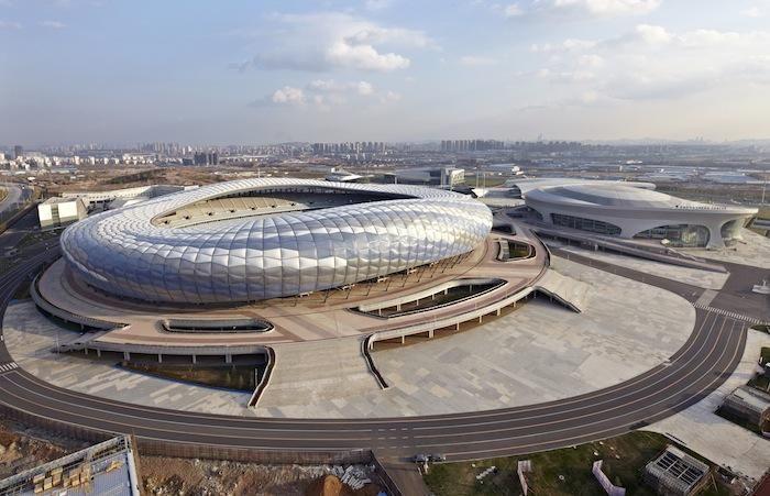 Dalian Sports Centre Stadium