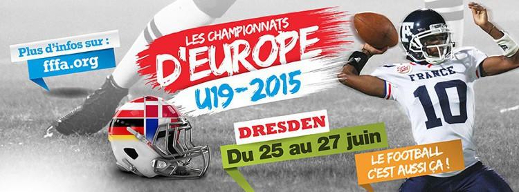 EFAF European Junior Championship 2015