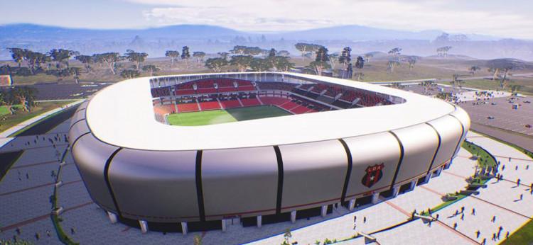 Estadio de La Liga Del Futuro