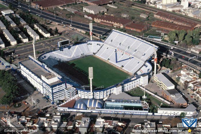 Estadio José Amalfitani