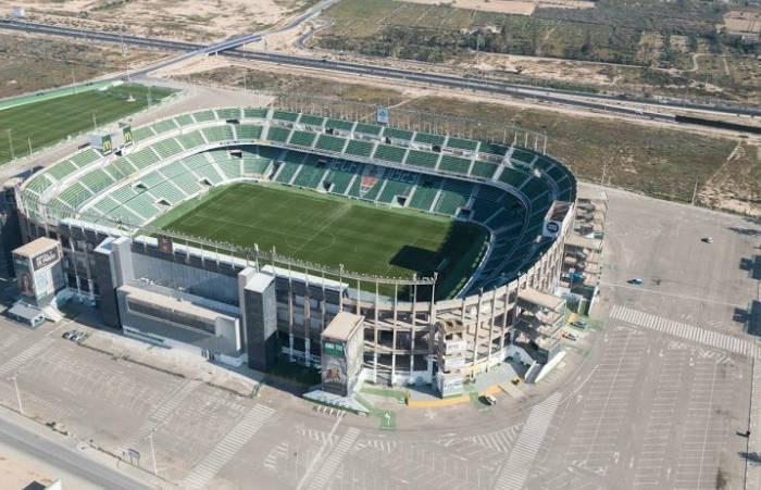 Estadio Manuel Martínez Valero