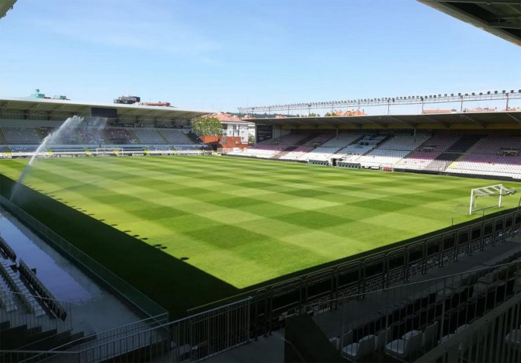 Estadio Municipal de El Plantío