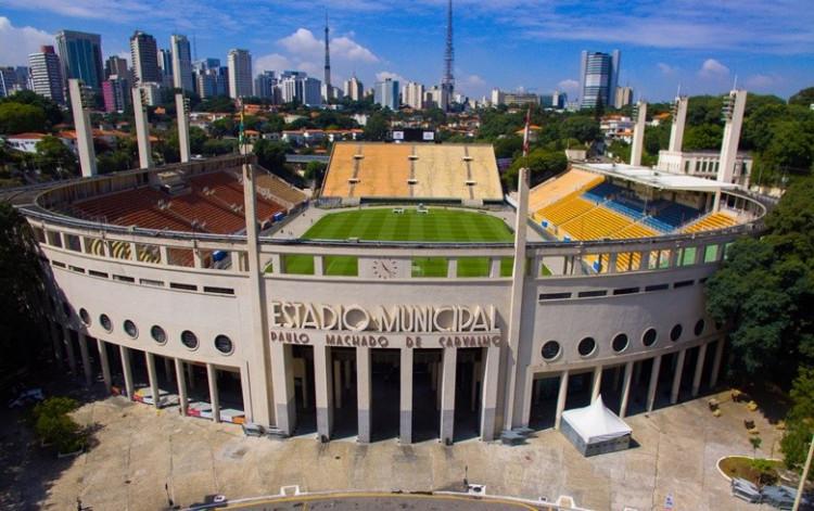 Estádio Municipal Paulo Machado de Carvalho