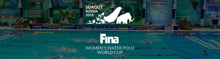 FINA Women's Water Polo World Cup 2018