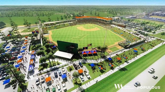Florida Gators Ballpark