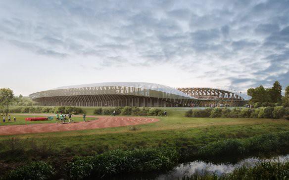 Forest Green Eco Park Stadium