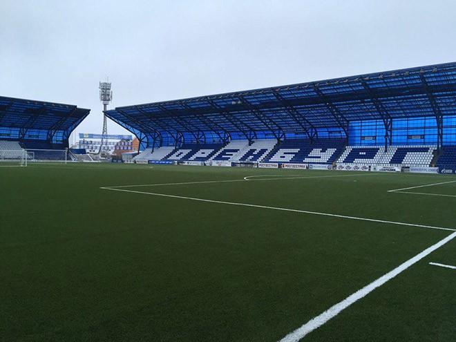 Gazovik Stadium