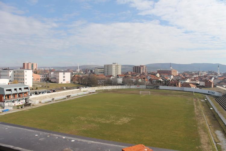 Gjilan City Stadium