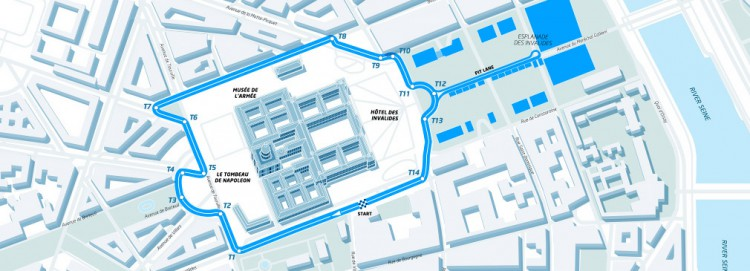 Grand Prix Formula E Paris