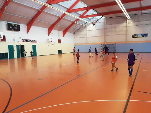 Gymnase allende Hérouville-Saint-Clair