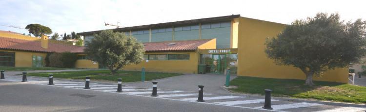 Gymnase des Ambrosis
