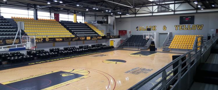 Halle Des Sports Parsemain