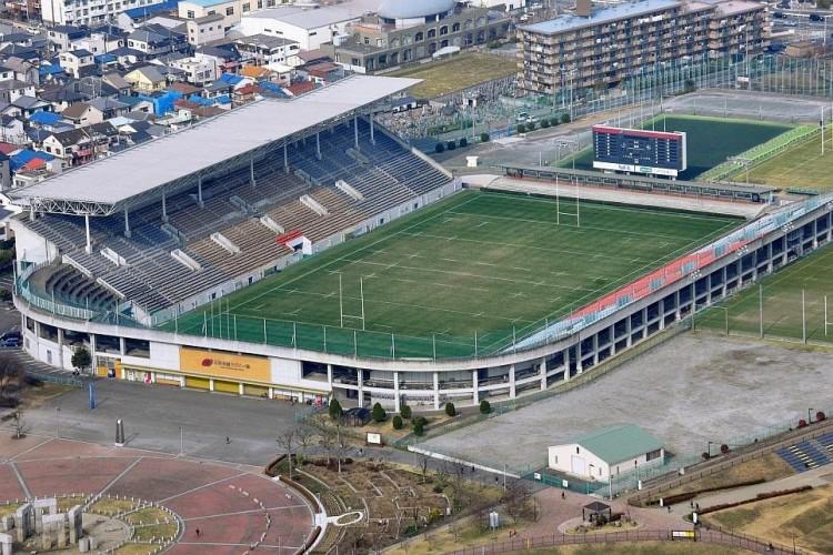 Higashiosaka Hanazono Rugby Stadium