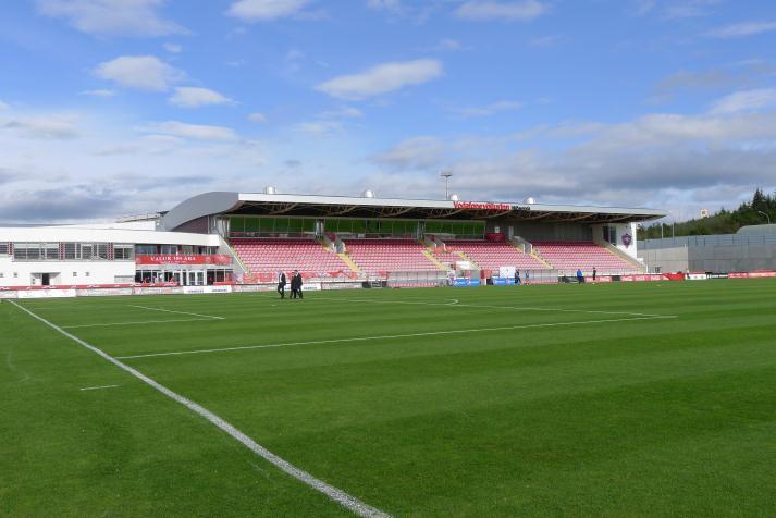Hlíðarendi Stadium