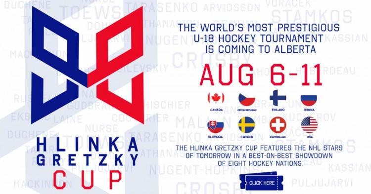 Hlinka Gretzky Cup 2018