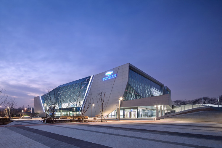Incheon Seonhak International Ice Rink