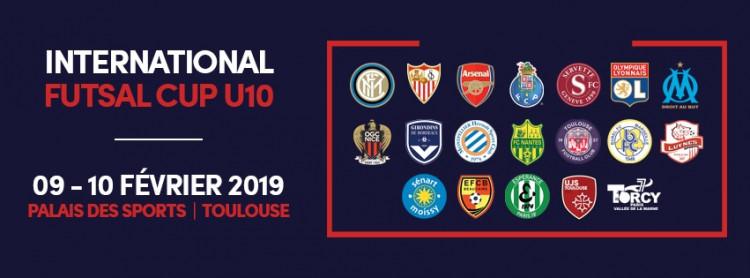 International Futsal Cup U10 2019